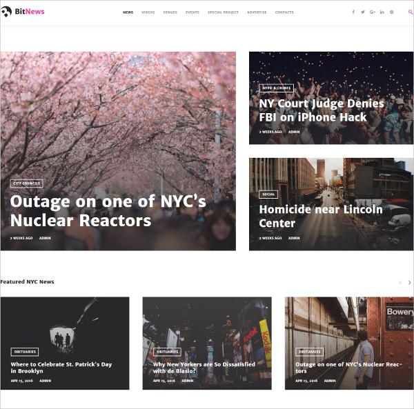 city portal magazine bootstrap wordpress theme 45
