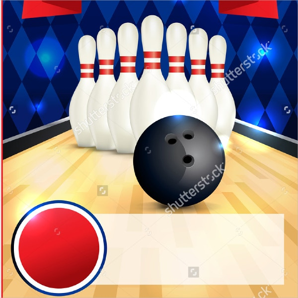 12+ Bowling Flyer Templates - Free Psd, Ai Format Download | Free