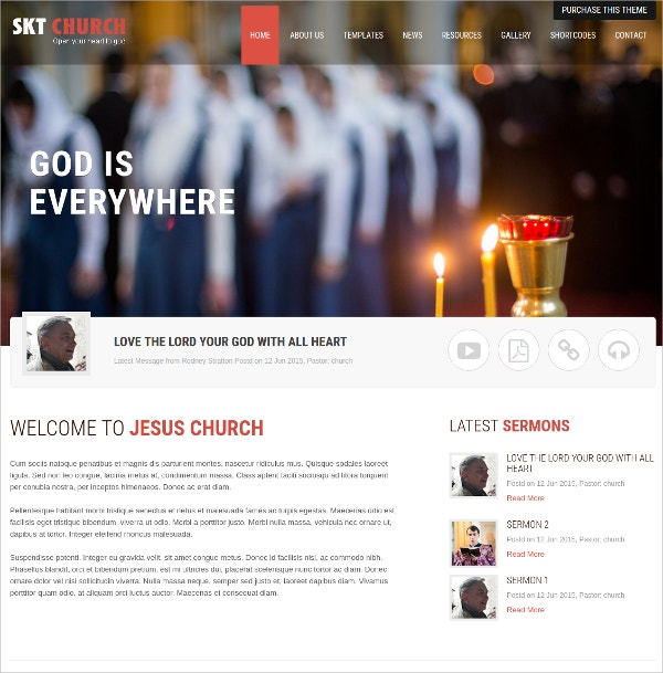 stylish church wordpress theme 39