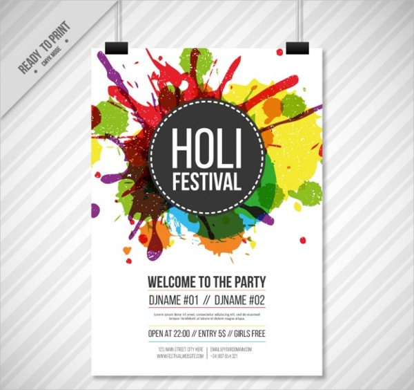 19 cool poster templates free psd ai vector eps format