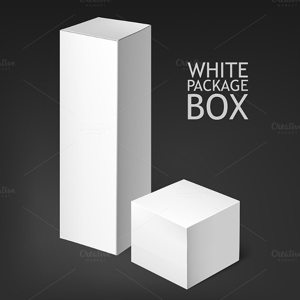 Set Realistic White Boxes