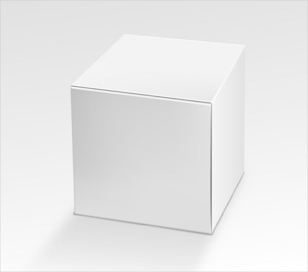 blank square box free vector