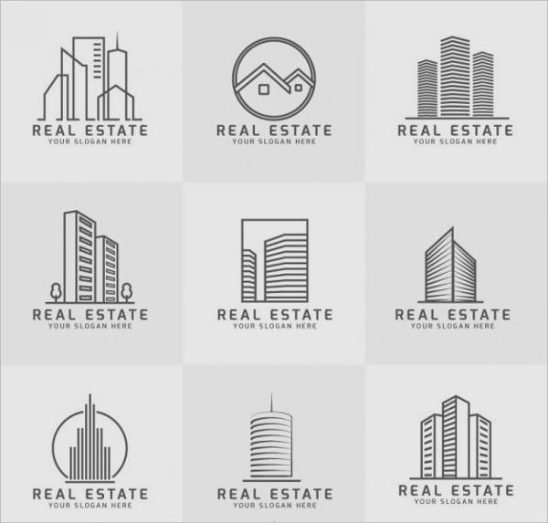 hotel-logos-set