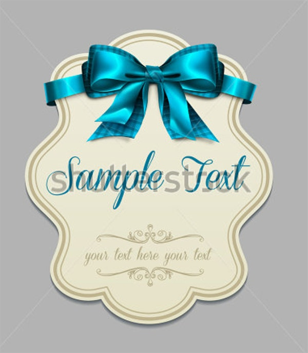 bluebow vintage label templates1