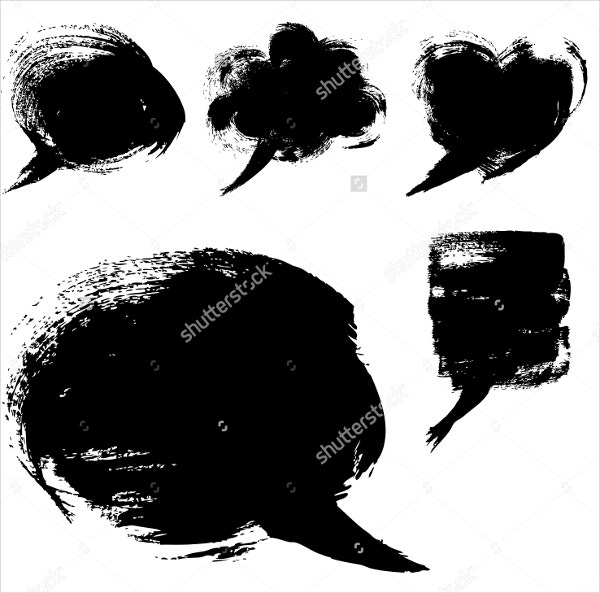 Bubble Shapes Brush