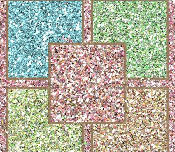 multicolor glitter texture pack