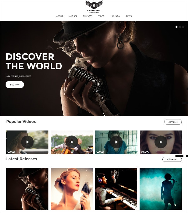 Multipurpose HTML Blog Template $23