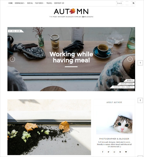 premium design blogger template 20