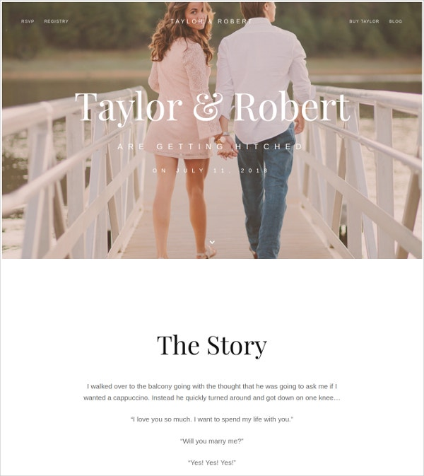 Wedding Boutique Blog WordPress Theme $49