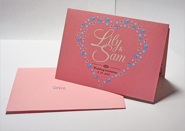 Editable Invitation Card