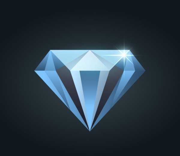 Diamond Free Vector