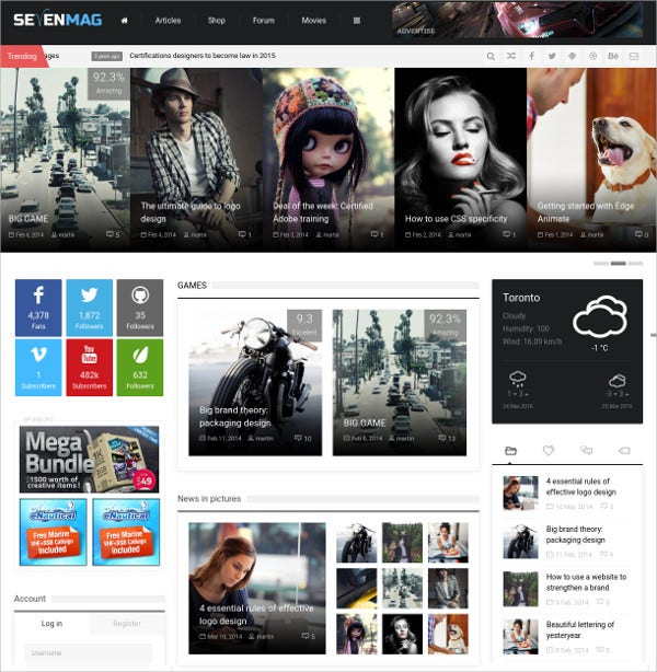 games news wordpress theme 59
