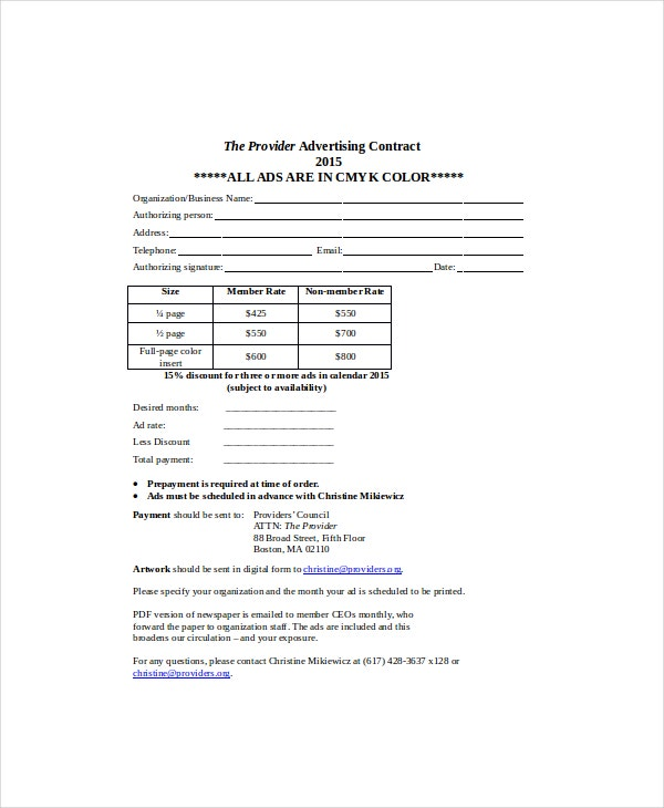 radio advertising proposal template resume cv cover letter