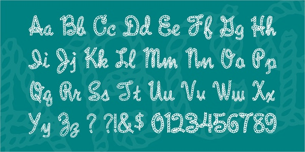 reeperbahn font
