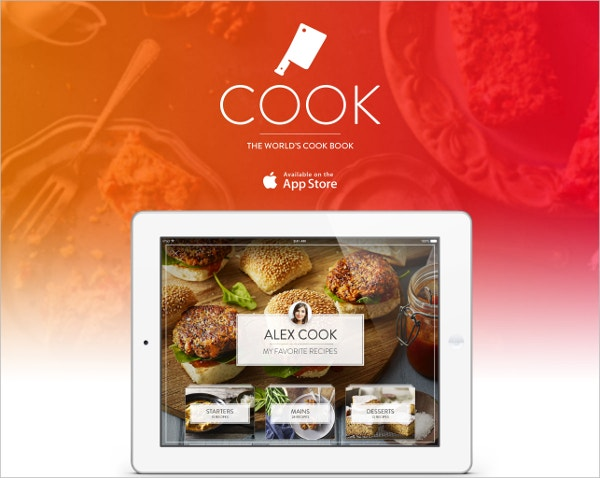 The Cook App