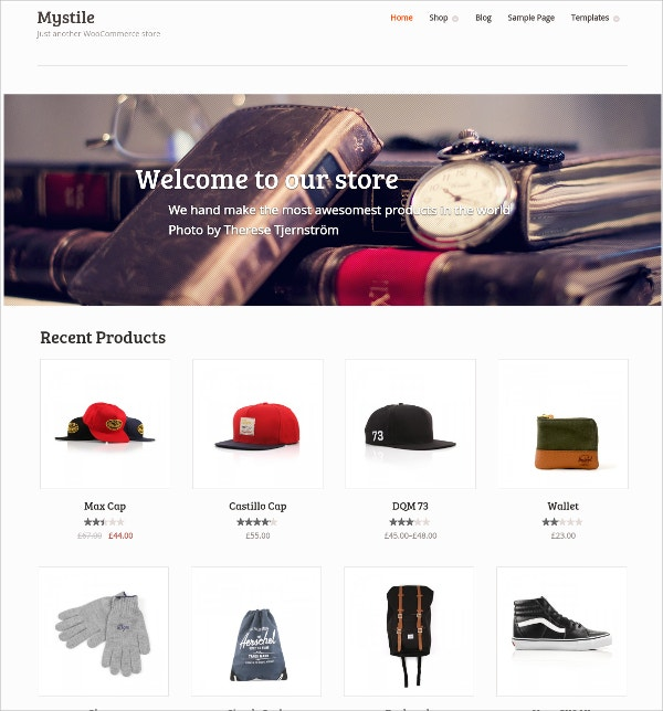 mystyle free wordpress theme