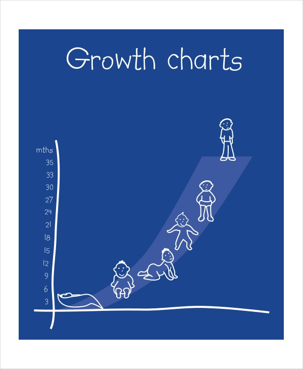 Baby Boy Growth Chart Template   Free Pdf Excel Documents