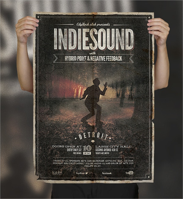 17+ Event Poster Templates - Free PSD, AI, Vector, EPS Format ...