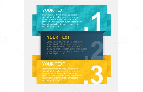 Abstract Text Box Template
