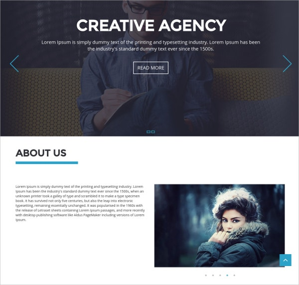 Free Idea of Design Business WordPress Theme