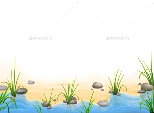 Beach Grass Vector