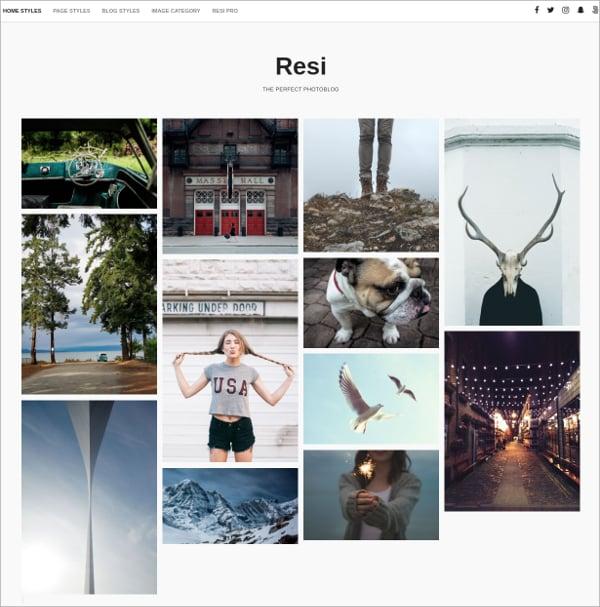 free new multipurpose website theme