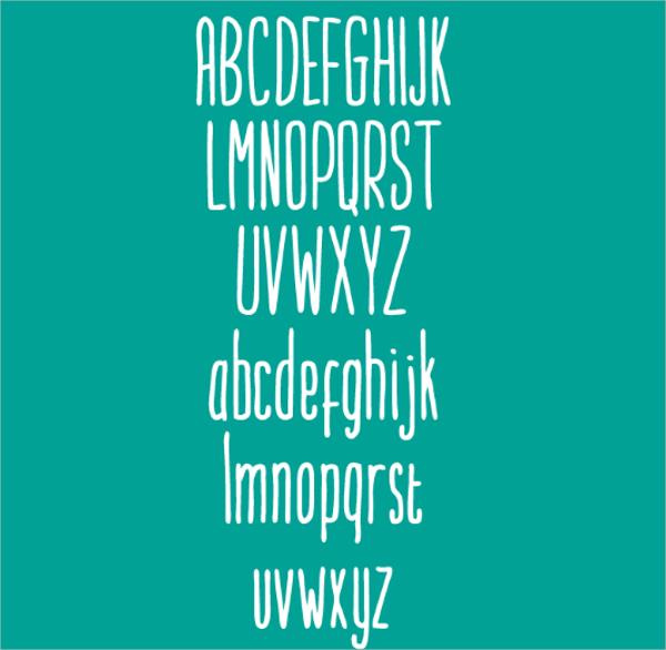 Purbacala Decorative Font
