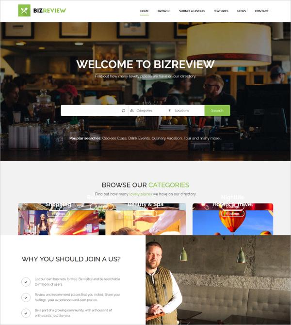 responsive restaurant drupal theme 48