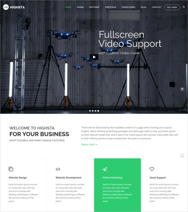 responsive marketing drupal theme 48