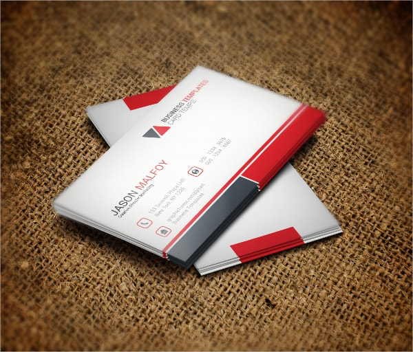Radio Business Card Template