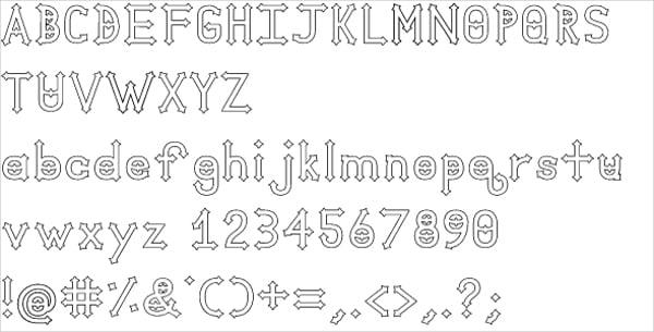 Vintage Medieval Fonts