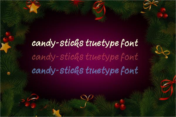Candy Balls Font