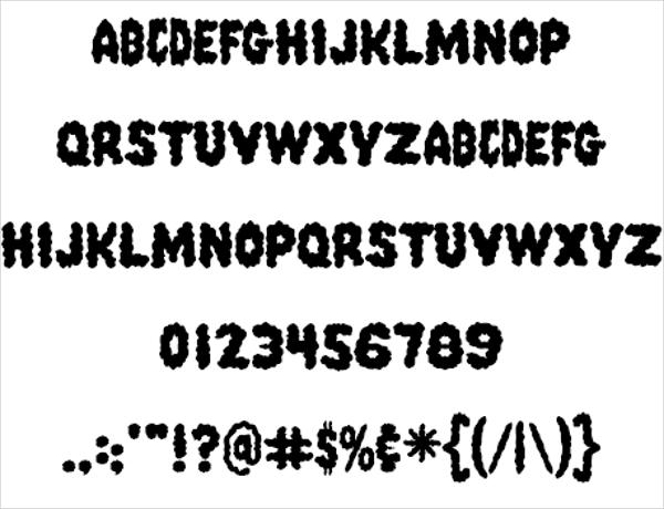 Cotton Candy Font