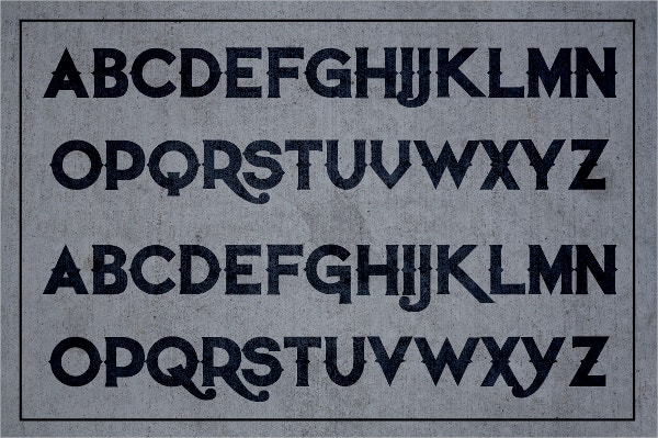 Bold Celtic Font