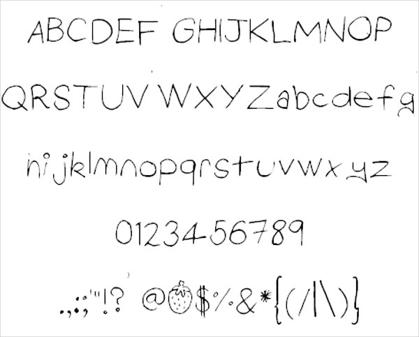 Fancy Celtic Font