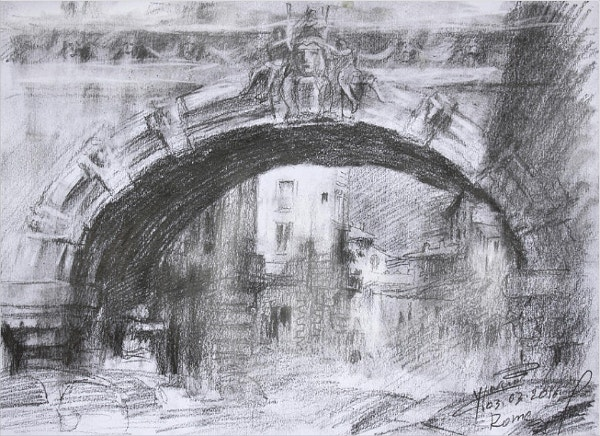 L-Arco Di Via Tagliamento Rome