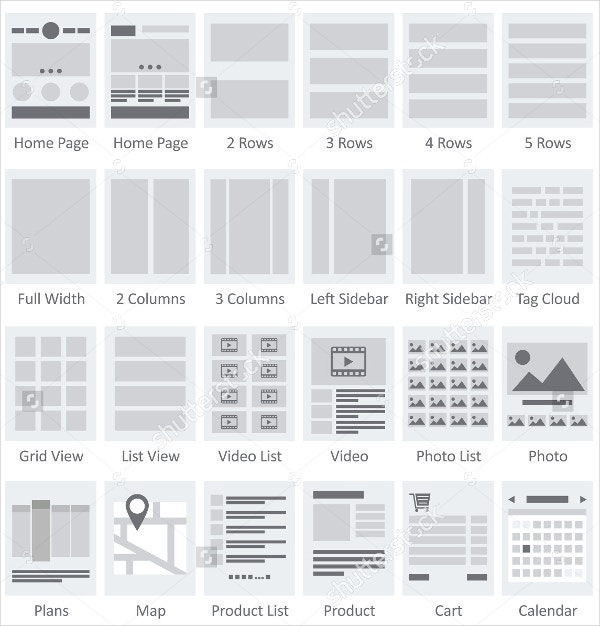 13 productive ux flowchart templates free premium templates. Black Bedroom Furniture Sets. Home Design Ideas