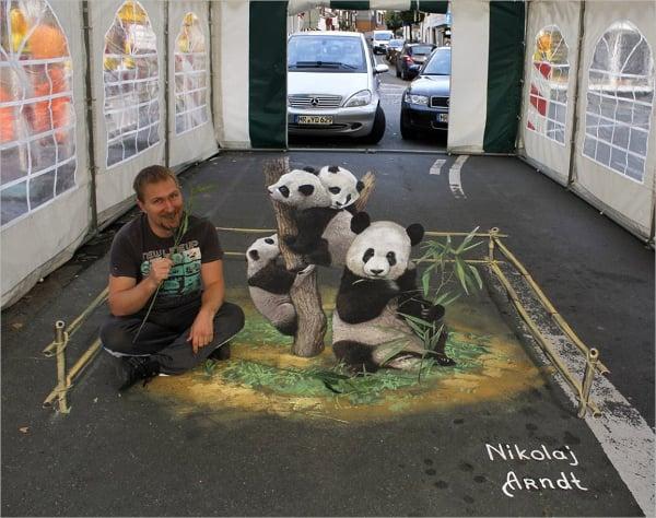 Panda 3D Art