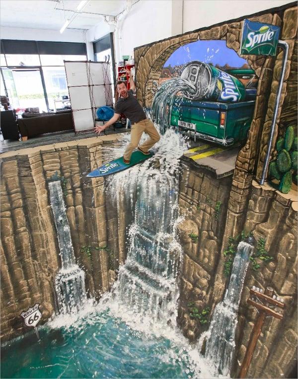Interactive 3D Art