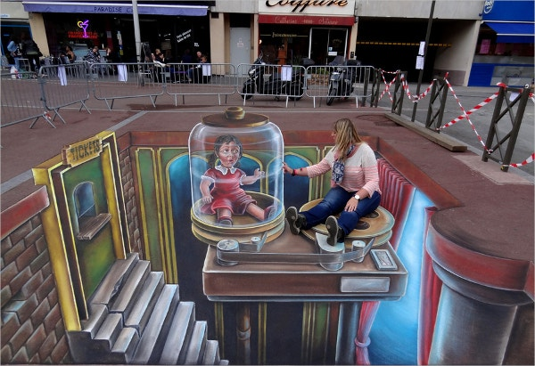 Kids 3D Art