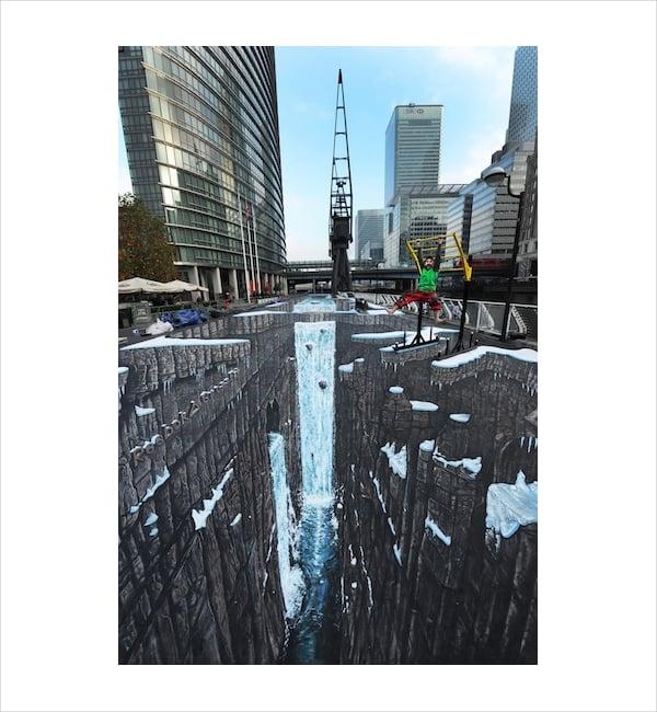 Largest & Longest 3D Street Art