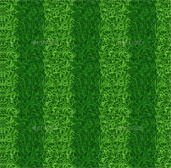 striped green grass pattern