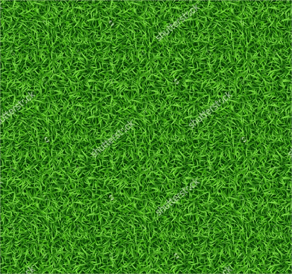 seamless green nature lawn grass pattern