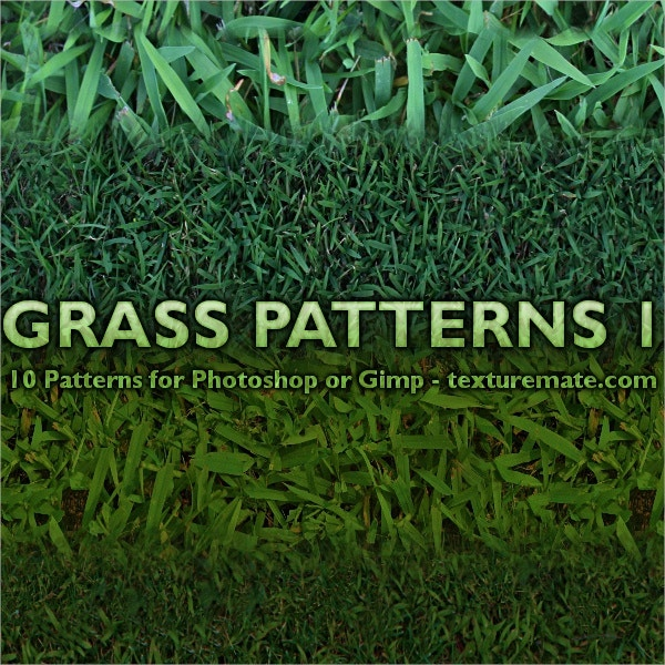 grass pattern for photoshop