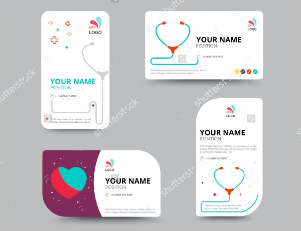 doctors business card - Doctor Business Card