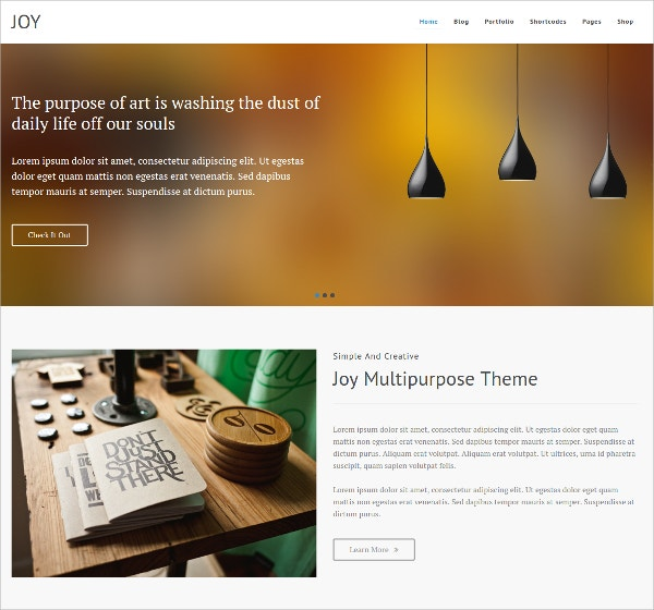multipurpose corporate personal wordpress website theme 19
