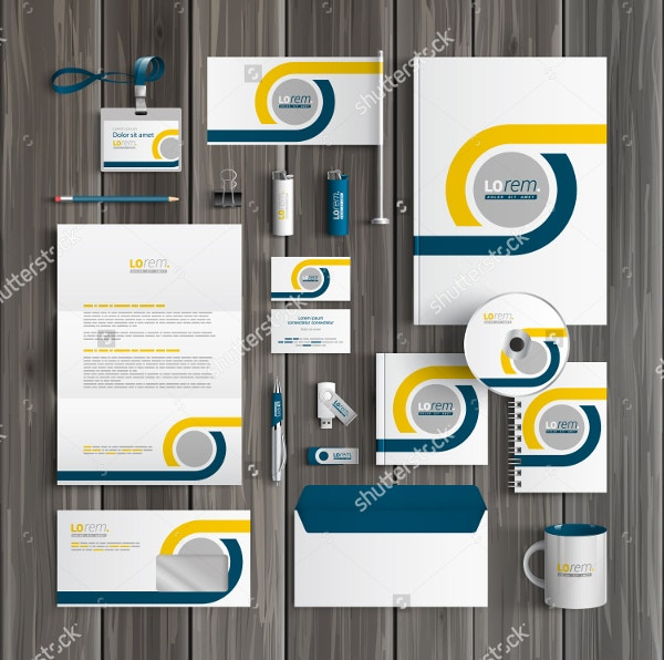 Classic Stationery Design