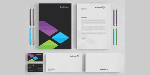 Identity Stationery Design