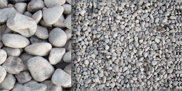 Landscape Pebble Texture