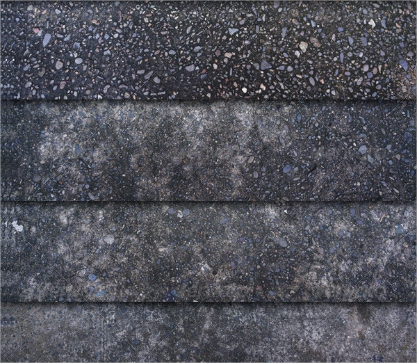 pebbled concrete floor texture